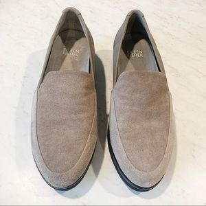 Eileen Fisher Shoes - Eileen Fisher Dell Suede Loafer